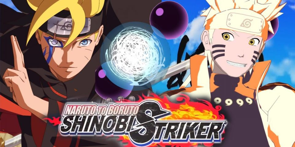 LA CLOSED BETA PER NARUTO TO BORUTO: SHINOBI STRIKER ARRIVA OGGI SU PLAYSTATION 4!