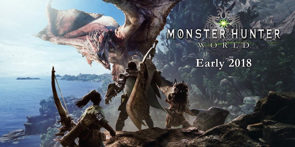 Ritorna la beta Monster Hunter World, disponibile per tutti