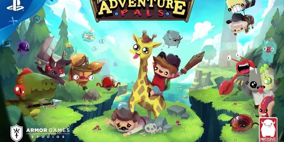 The Adventure Pals annuncia data d'uscita e versione Switch