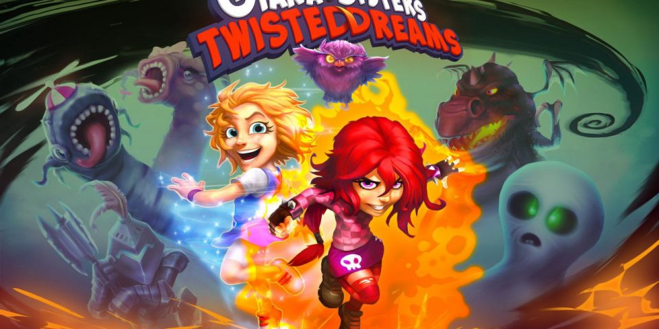 Due ragazze, una Switch: Giana Sisters: Twisted Dreams - Owltimate Edition è in arrivo su Nintendo™ Switch