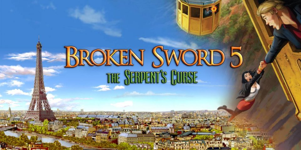 Broken Sword 5 – La Maledizione del Serpente disponibile da oggi su Nintendo Switch