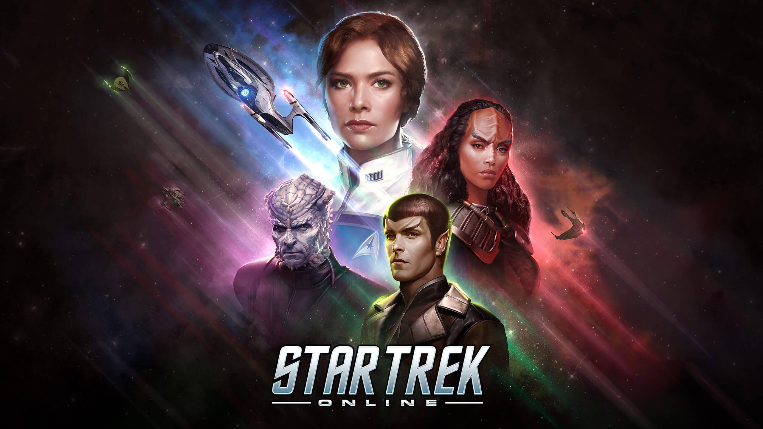 Емблема Космічних сил США - Star Trek